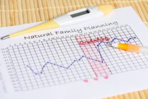 BBT Charting Fertility - Women's Fertility