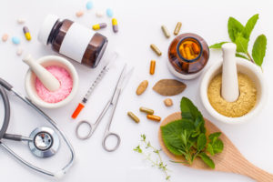 nutritional supplements and chronic health conerns